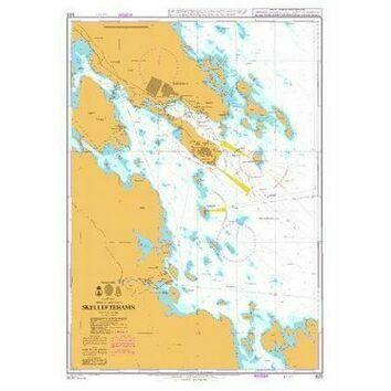 925 Skelleftehamn Admiralty Chart