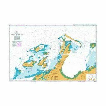 AUS57 Dampier Archipelago Admiralty Chart