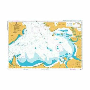 AUS720 Van Diemen Gulf Admiralty Chart