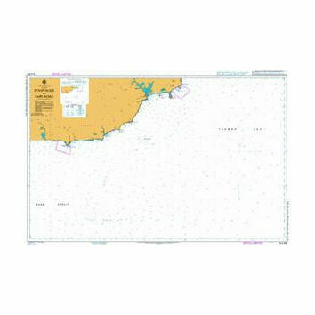 AUS805 Point Hicks to Cape Howe Admiralty Chart