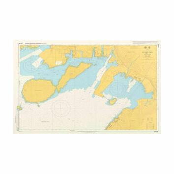JP1106 Tokuyama Admiralty Chart