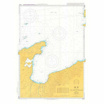 JP120 Noto Hanto and Approaches Admiralty Chart