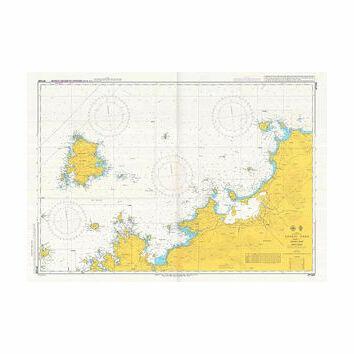 JP1228 Genkai Nada Admiralty Chart