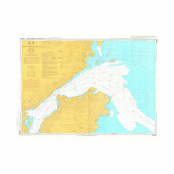 JP1262 Eastern Part of Kanmon Ko Admiralty Chart
