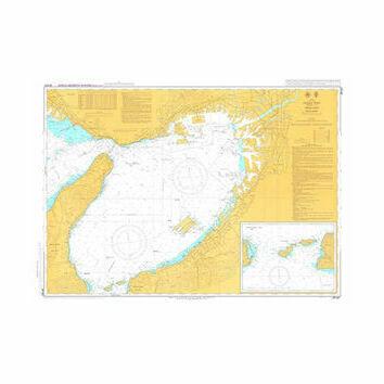 JP150A Osaka Wan Admiralty Chart