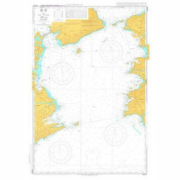 JP150C Kii Suido Admiralty Chart