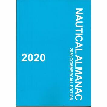Nautical Almanac Commercial Edition 2020