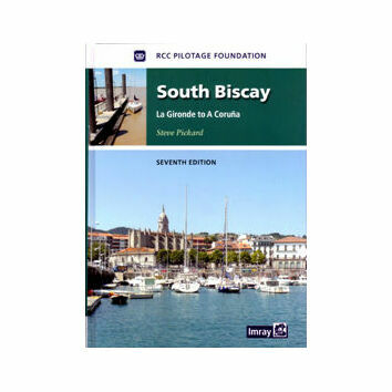 Imray South Biscay Pilot Book