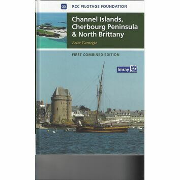 Imray Channel Islands, Cherbourg Peninsula & North Brittany Pilot Guide
