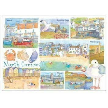 Emma Ball North Cornwall Magnet