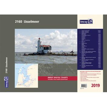 Imray 2160 IJsselmeer Chart Atlas