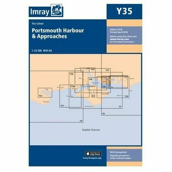 Y35 Portsmouth Harbour & Approaches