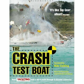 The Crash Test Boat by Paul Gelder