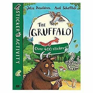 The Gruffalo Sticker Book by Julia Donaldson