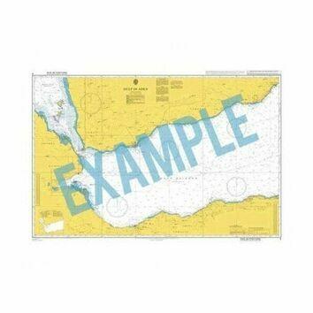 3325  Africa - West Coast, Estuaire du Gabon Admiralty Chart