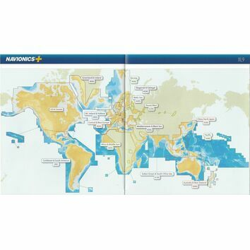 Navionics+ Update Card