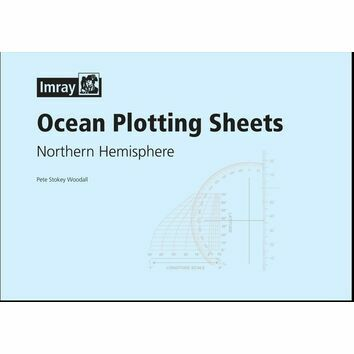 Ocean Plotting Sheet Northern Hemisphere