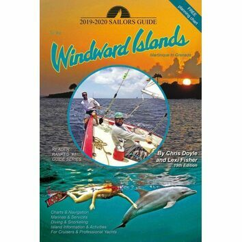 Windward Islands Sailors Guide 2019-2020 Martinique to Grenada