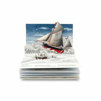 A Sea Voyage Pop up Book