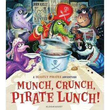 Munch, Crunch, Pirate Lunch