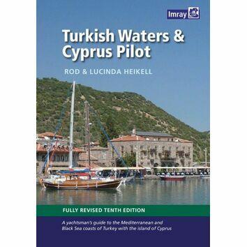 Imray Turkish Waters & Cyprus Pilot (10th Edition)