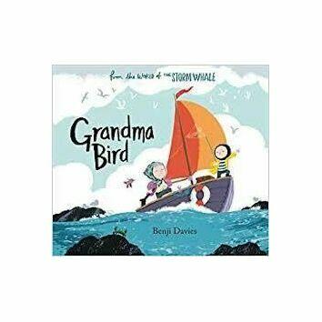 Grandma Bird by Benji Davies