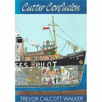 Cutter Confusion by Trevor Calcott Walker