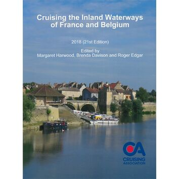 Cruising The Inland Waterways of France & Belgium (21st Edition)