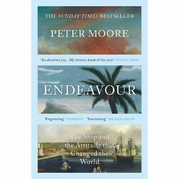 Endeavour - Peter Moore