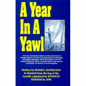 A Year in the Yawl - Russell Doubleday