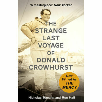 The Strange Last Voyage - Donald Crowhurst