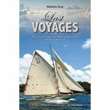 Last Voyages by Nicholas Gray