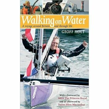 Walking on Water (slight fading on cover)
