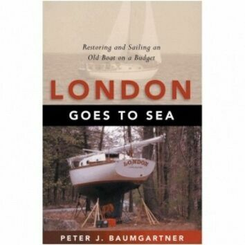 London goes to sea (slightly faded cover)