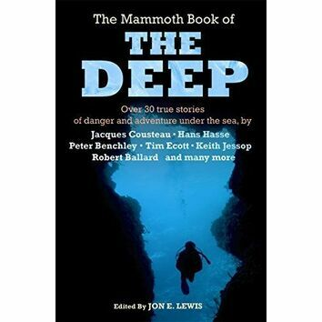The Deep(slightly discoloured cover)