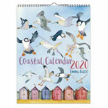 Emma Ball Coastal Calendar 2020