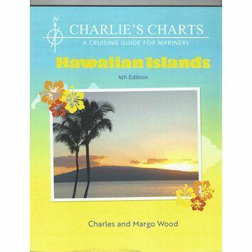 Charlie\'s Charts Hawaiian Islands