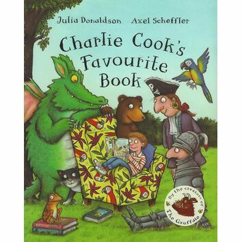 Charlie Cook\'s Favourite Book