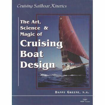 The Art, Science & Magic of Crusing Sailboat Kinetics (fading to cover)