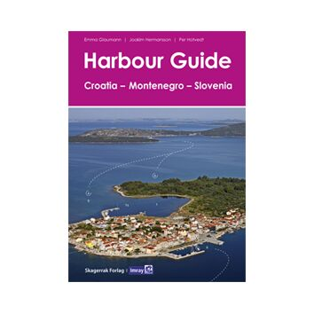 Imray Harbour Guide Croatia, Montenegro & Slovenia