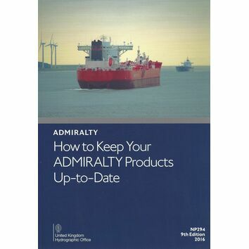 NP294 How to Keep Your ADMIRALTY Products Up-To-Date