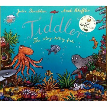 Tiddler, The Storytelling Fish