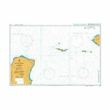 100 Raas Caseyr to Suqutra Admiralty Chart