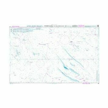 105 Cromer Knoll and the Outer Banks Admiralty Chart