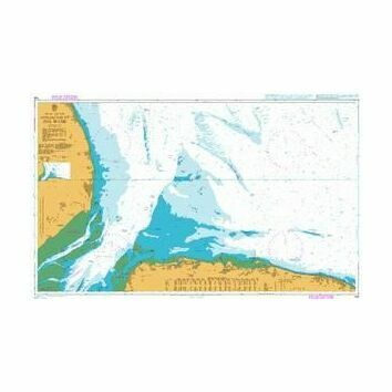 108 Approaches to the Wash Admiralty Chart