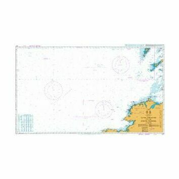 1127 Outer Approaches to the North Channel Admiralty Chart
