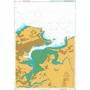1145 Santander Admiralty Chart