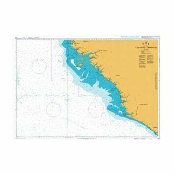 1147 Cabo Roxo to Monrovia Admiralty Chart
