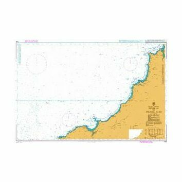 1149 Pendeen to Trevose Head Admiralty Chart