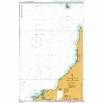 1156 Trevose Head to Hartland Point Admiralty Chart